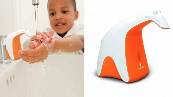 дозатор жидкого мыла жираф