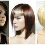 какие стрижки дучше делать на средние волосы