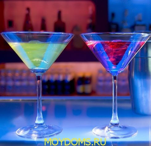 коктейль из трино