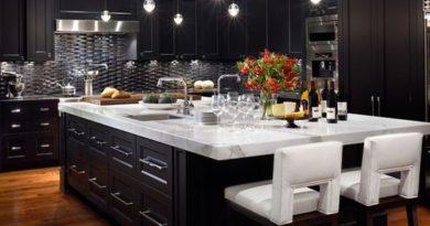 Дизайн в интерьере кухни 51 фото