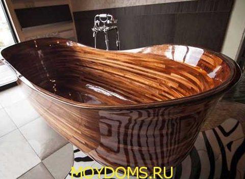 ванна из дерева как выбрать советы