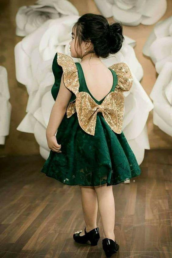модное платье девочкам 2019