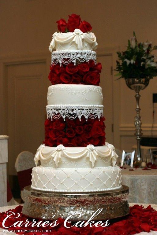 свадебные торты идеи