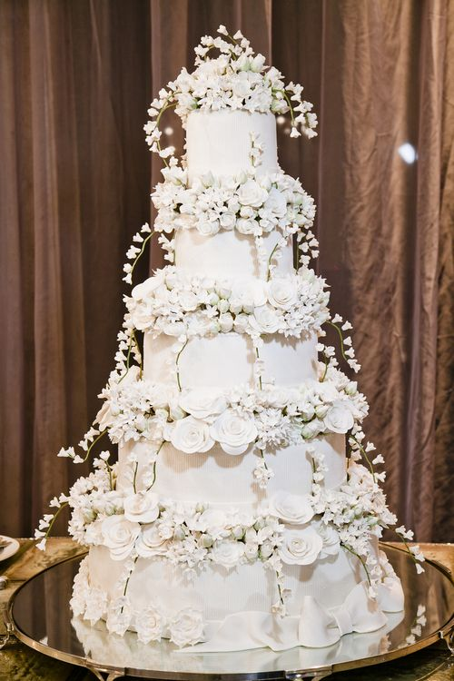 декор свадебного торта фото