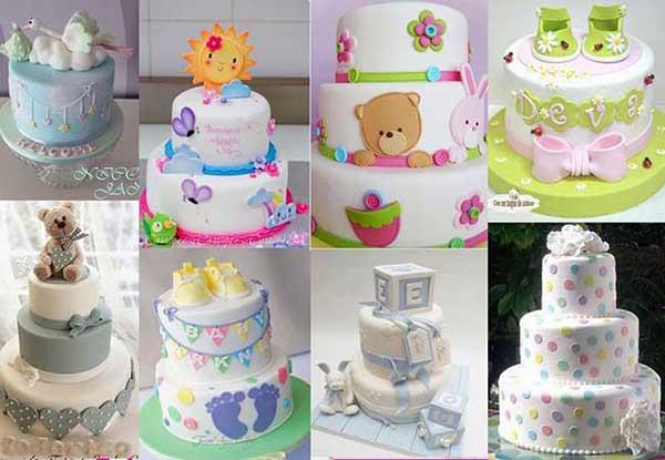 идеи декора торта для детей