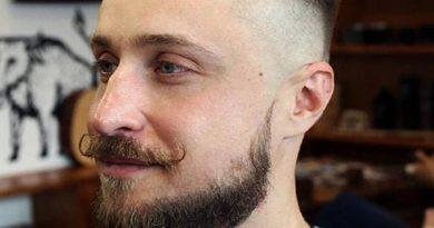 Борода как главный мужской тренд