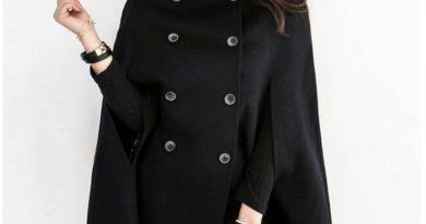 мода кейп 2019