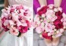 Рекомендации по выбору свадебных цветов, стилистика свадьбы, цвета по временам года