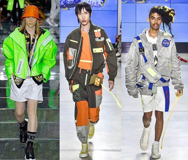 модные тенденции 2019 мужчины