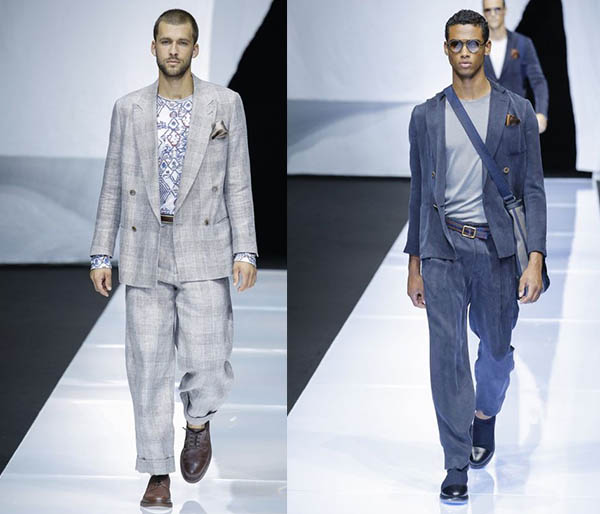 коллекция мода 2019 для мужчин