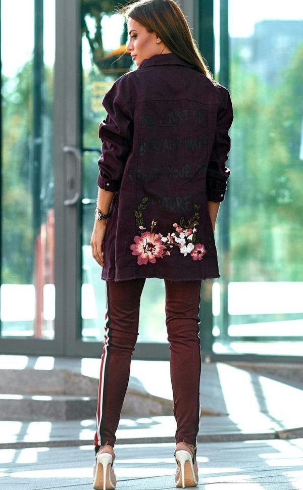модные брюки 2019 зауженные фото