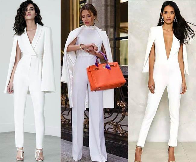 модные брюки 2019 белые