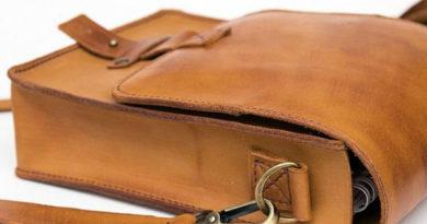 советы как почистить сумку