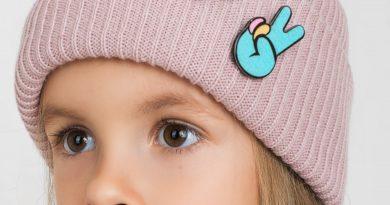 детская шапка 2019