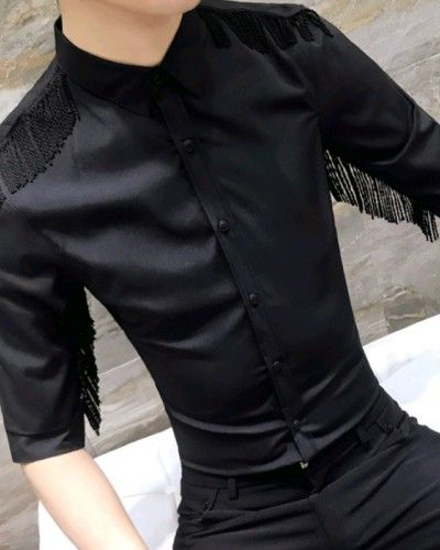 Модные мужские рубашки осень-зима 2019-2020
