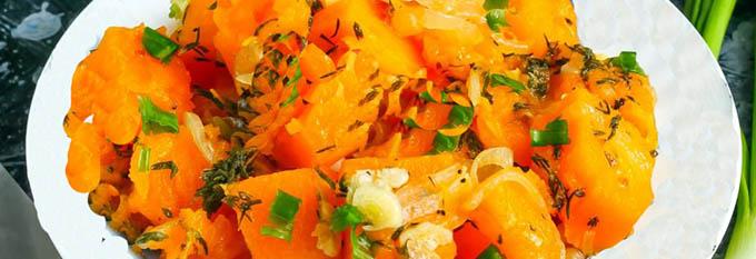 Лучшие и неповторимые 4 рецепта из тыквы, ароматные и полезные блюда