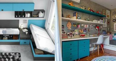 Интерьер комнаты для мальчика, подростка + фото