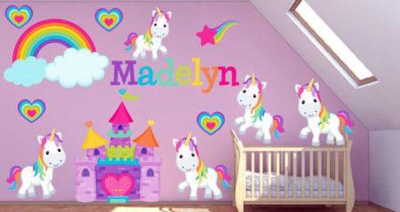 современные обои для детской комнаты малышам