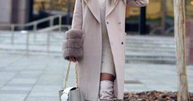 модное кашемировое пальто 2020 фото