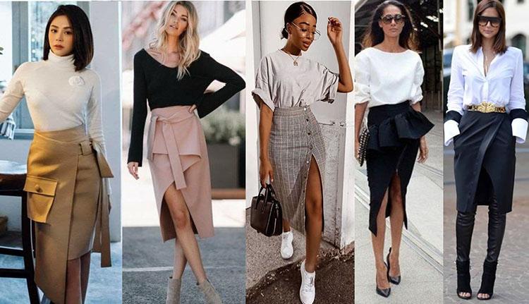 модные юбки 2020-2021 тренды фото