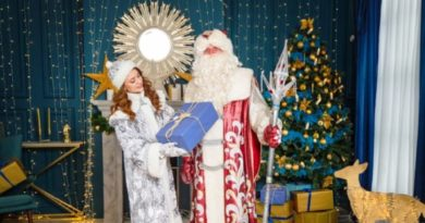 Именные видео-поздравления от Деда Мороза для ребенка