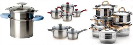 преимущества посуды из нержавеющей стали