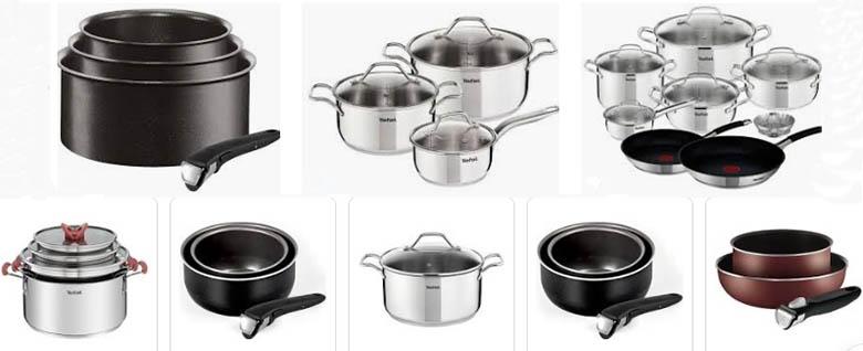 виды материалов для посуды, как выбрать кастрюлю