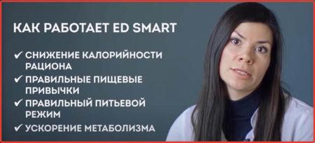 ed-smart продукты для похудения