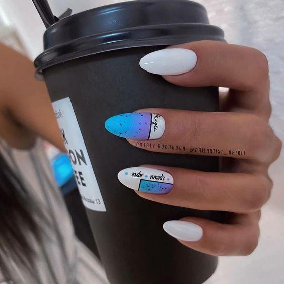 стильные ногти 2021 с картинками