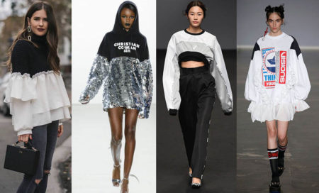 стильные дизайнерские толстовки и свитшоты тенденции 2021