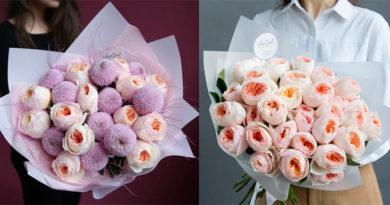 букет цветов 2021 красивое оформление фото