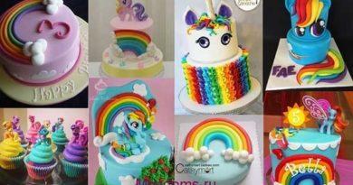 Декор детского торта идеи фото